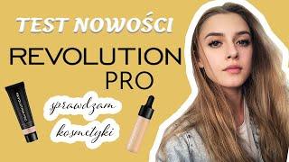 Revolution Pro test na żywo *NOWA MARKA*