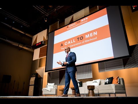 Ted Bunch Presents A Call To Men | Upfront Summit 2018