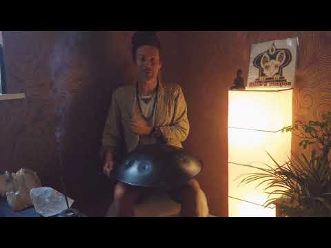 Craig Come dine with me, contestant Craig, incense and handpan music ,urban hippy Craig