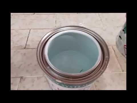 FAYANS BOYAMA/Su geçirmeyen Epoksi boya ile