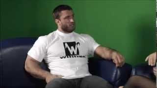 Дмитрий Клоков-Dmitry Klokov interview part 3