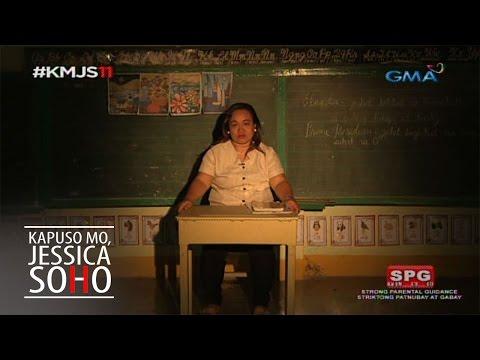 Kapuso Mo, Jessica Soho: Teacher sa umaga, embalsamadora sa gabi
