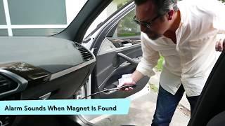 12G GPS Tracker Magnet Bug Finder (Short)