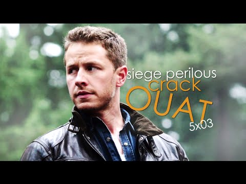 Once Upon a Time Crack! - Siege Perilous | 5x03