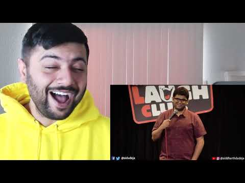 Pakistani Reacts to Adulting   Stand Up Comedy by Siddharth Dudeja
