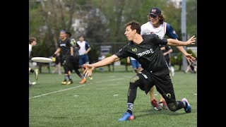 AUDL 2019: DC Breeze at New York Empire — Game Highlights