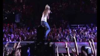Watch Miley Cyrus Nobodys Perfect video