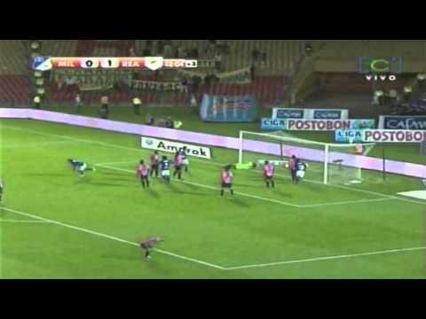 Millonarios vs Boyacá Chicó (0-1) Fecha 10 Liga Postobón 2012-II from YouTube · Duration:  12 seconds