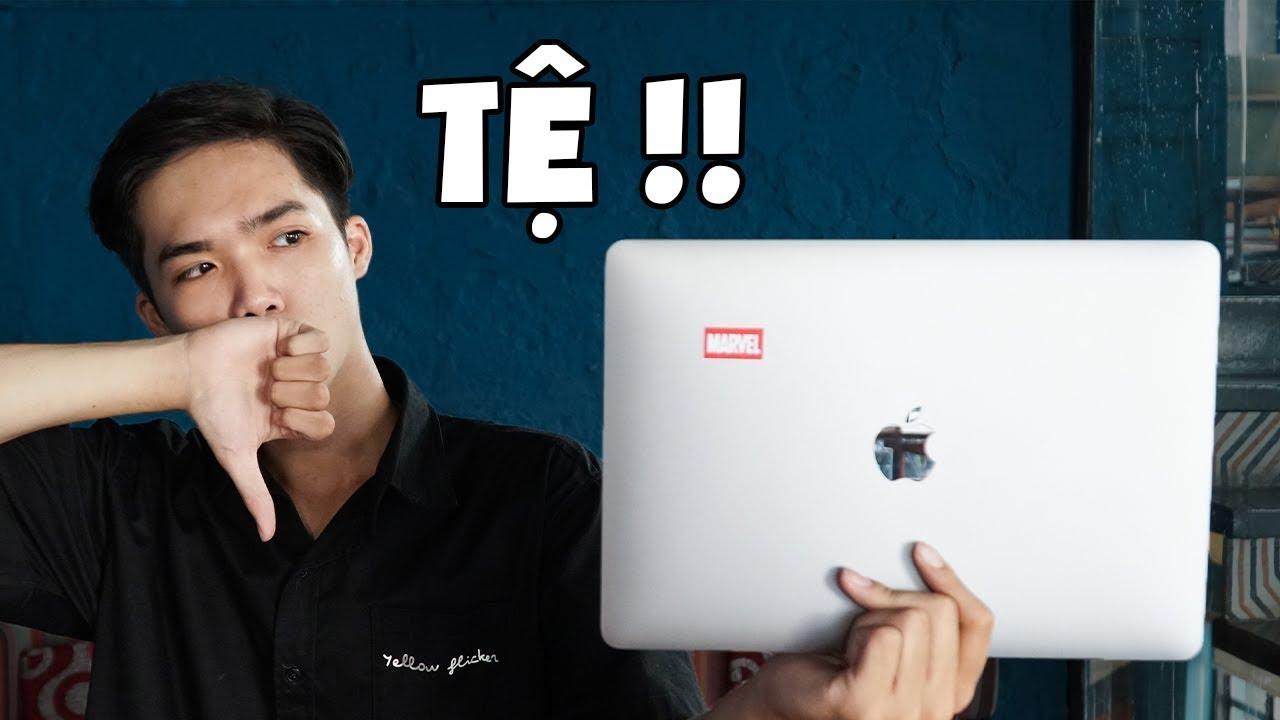 Thiết kế Macbook đang đi xuống, bạn có công nhận vậy không?