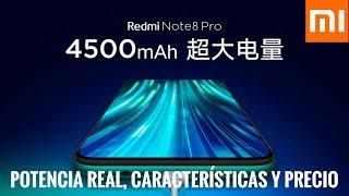 Redmi Note 8 Filtrado al Completo - Toda la Información Confirmada