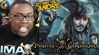 PIRATES of the CARIBBEAN: Dead Men Tell No Tales - Catching Up with Andre