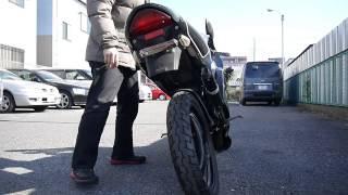 aprilia RS50 アイドリング