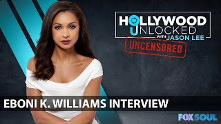 Eboni K. Williams on Becoming First Black Woman On RHONY & Being Told To Change Her Image