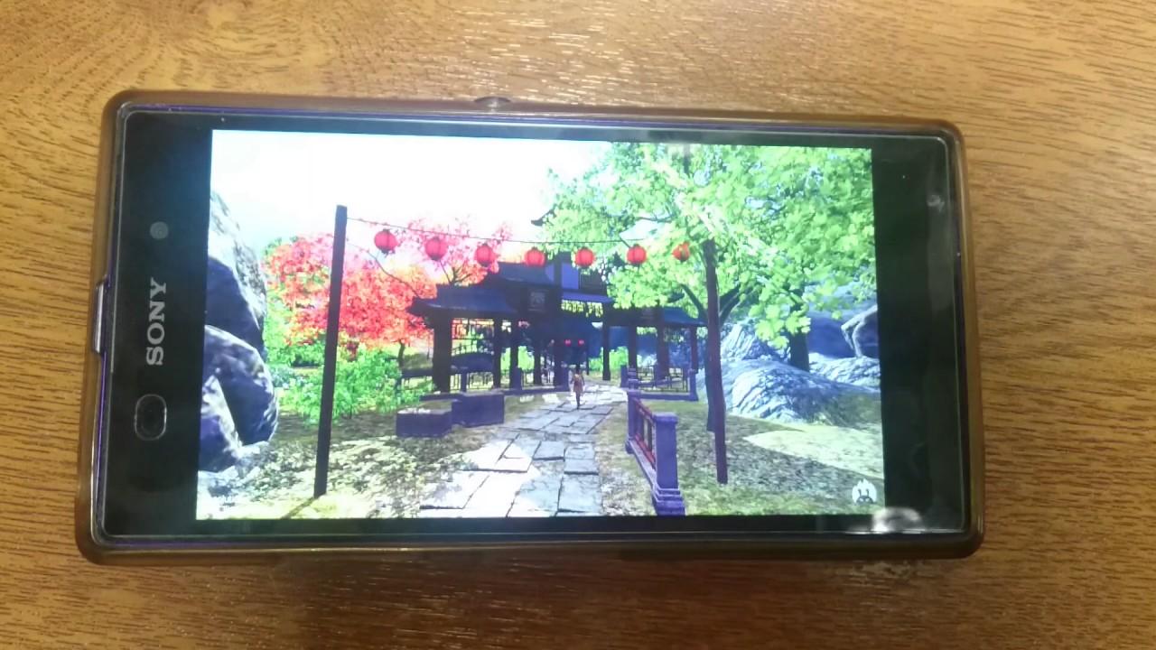 Sony Xperia Z1 C6903 Android 7 1 1 Nougat Antutu Benchmark FULL
