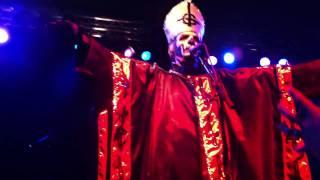 Ghost - Ritual (LIVE) Hammer of Doom Festival 4