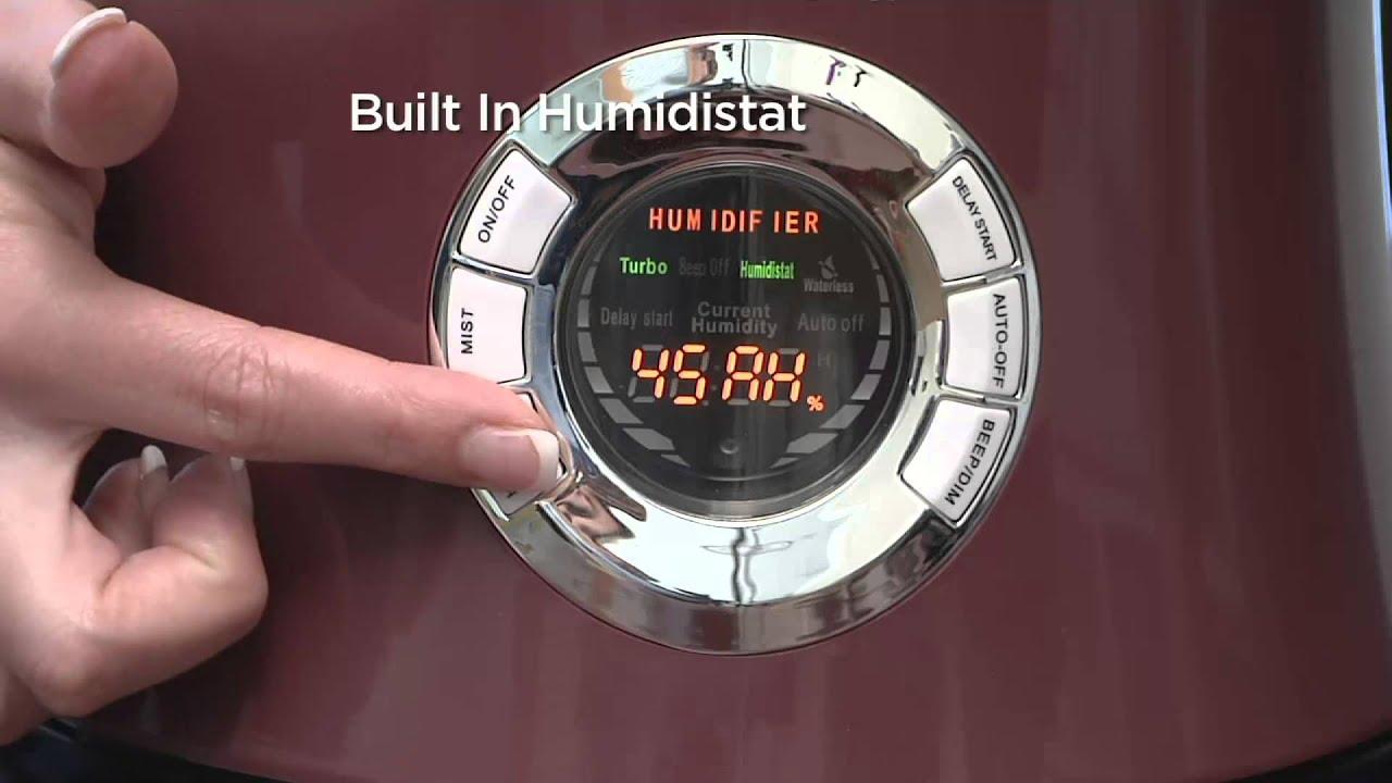 air innovations dual tank humidifier manual