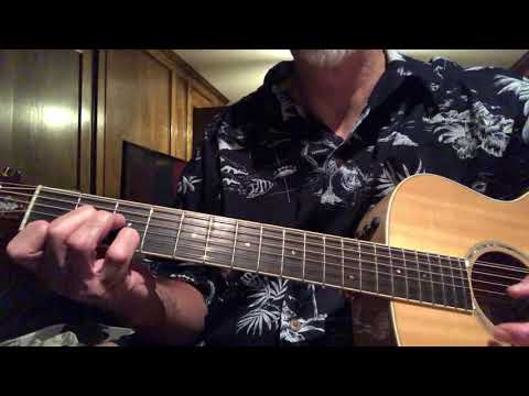 Scorpions Holiday Cover 12 string Taylor