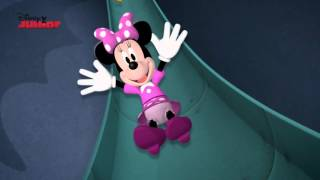 Basement Slide | Mickey Mouse Clubhouse | Official Disney Junior UK HD