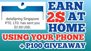 Earn 2 Dollars While at Home Using Your Android Phone