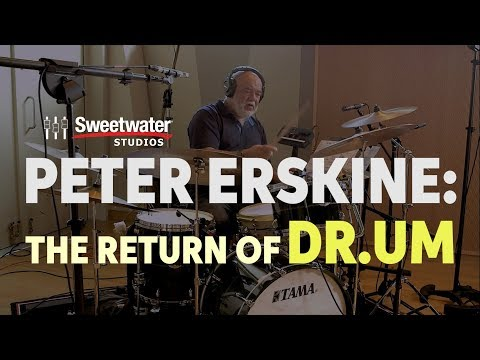 Peter Erskine - The Return of DR.UM