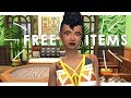 WE GOT SLIDING DOORS, CEILING FANS & NEW ITEMS! 😍 | Sims 4 FREE Caribbean Update