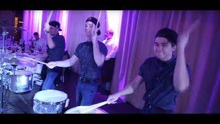 """Шоу барабанщиков """"Ритмикон"""". Барабанщики на свадьбе"""