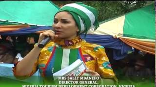 THE SPEECH OF MRS SALLY MBANEFO AT IGBO UKWU
