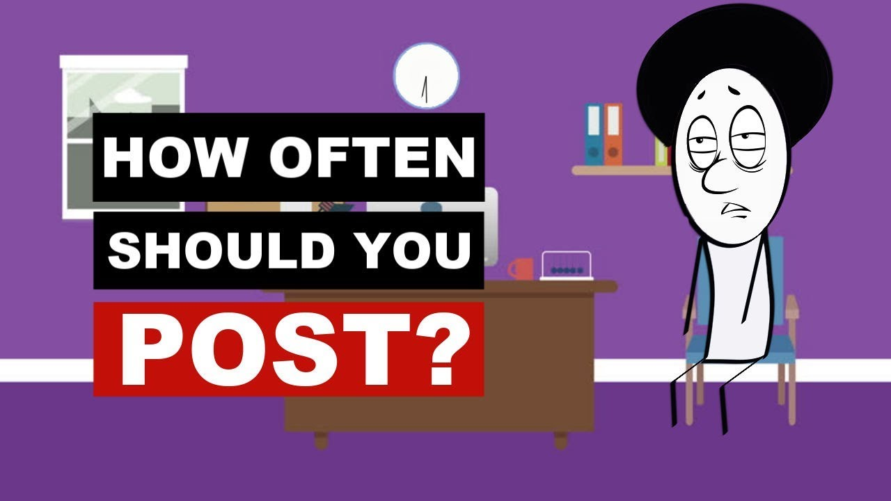 How Often Should You Post On Social Media (Insurance Facebook Marketing)