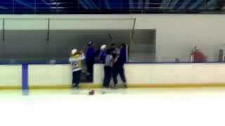 Хоккей в перми - судья против...