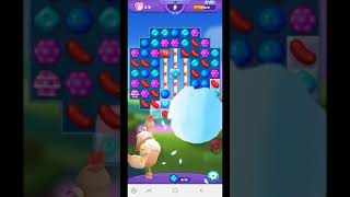 Candy Crush Friends Saga Level 561 ~ FIRST NEW LEVEL ~ No Boosters