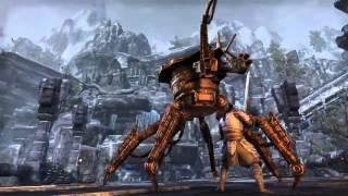 The Elder Scrolls Online: Tamriel Unlimited — трейлер дополнения Orsinium