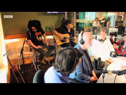 Counting Crows cover the folk classic 'Blues Run the Game'