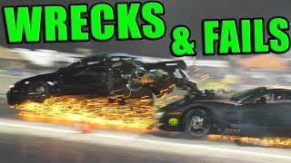 TOP 10 Wrecks & FAIL Moments!