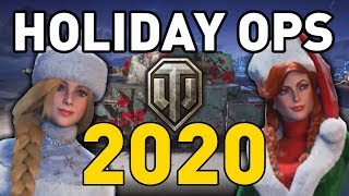 HOLIDAY OPS 2020 in World of Tanks!