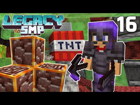 Finding Netherite The Boring Way - Legacy SMP #16 (Multiplayer Let's Play) | Minecraft 1.16