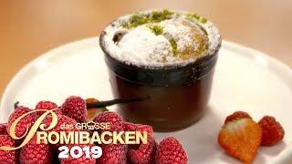 Finale: Luftiges Soufflé mit selbstgemachtem Eis 1/2 | Aufgabe | Das große Promibacken 2019 | SAT.1