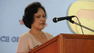 Ombudsman Ma Merceditas N. Gutierrez