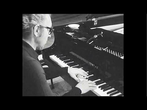 Géza Anda plays Schumann Carnaval op. 9, XIII. Chopin