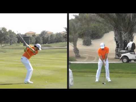 Dennis Clark V1 Pro analysis: Rory's Amazing swing