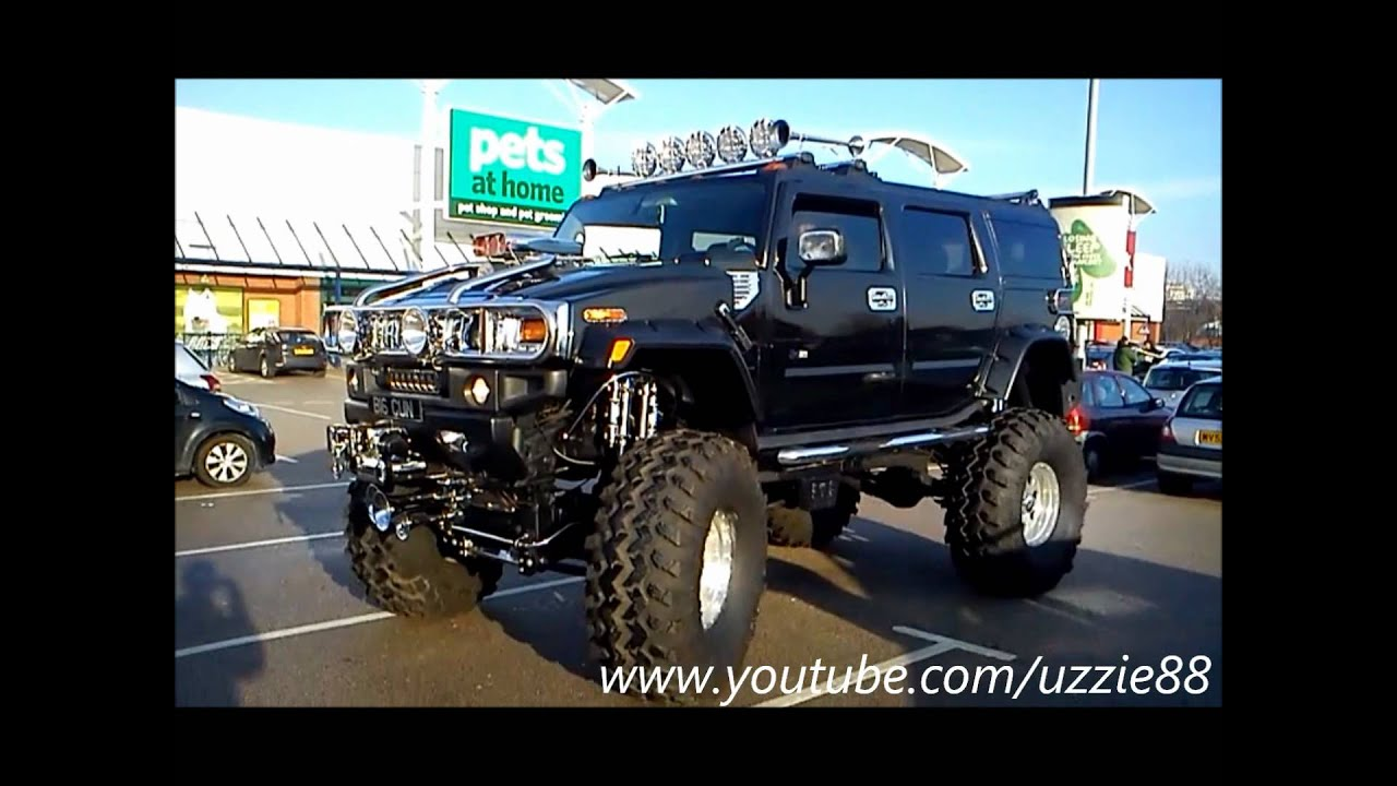 Monster Hummer The Big Gun Youtube