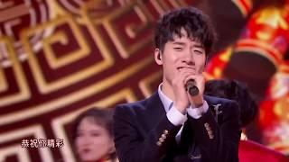 2019江苏卫视猪年春晚 开场舞《你好,新年》