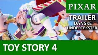 Teaser trailer - Danske undertekster   Toy Story 4