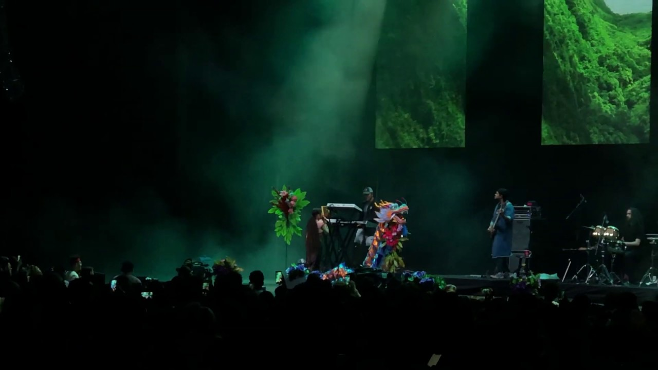 Download Sativa (LIVE) -  Jhene Aiko at Lights On Fest in Concord