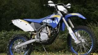 2010 Husaberg FE 390 Motorcycle Review