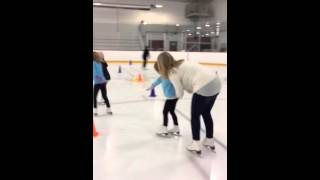 CanSkate Certification: Lesson Plan #4 (Video 1/2)
