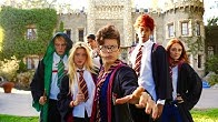 Harry Potter - Hogwarts High School   Lele Pons & Rudy Mancuso