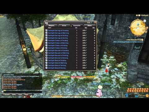 Ffxiv Crafting Gearing Guide