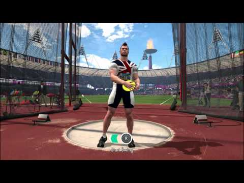 [TTB] London 2012 Olympics Playthrough w/ Commentary - Track and Field Events!