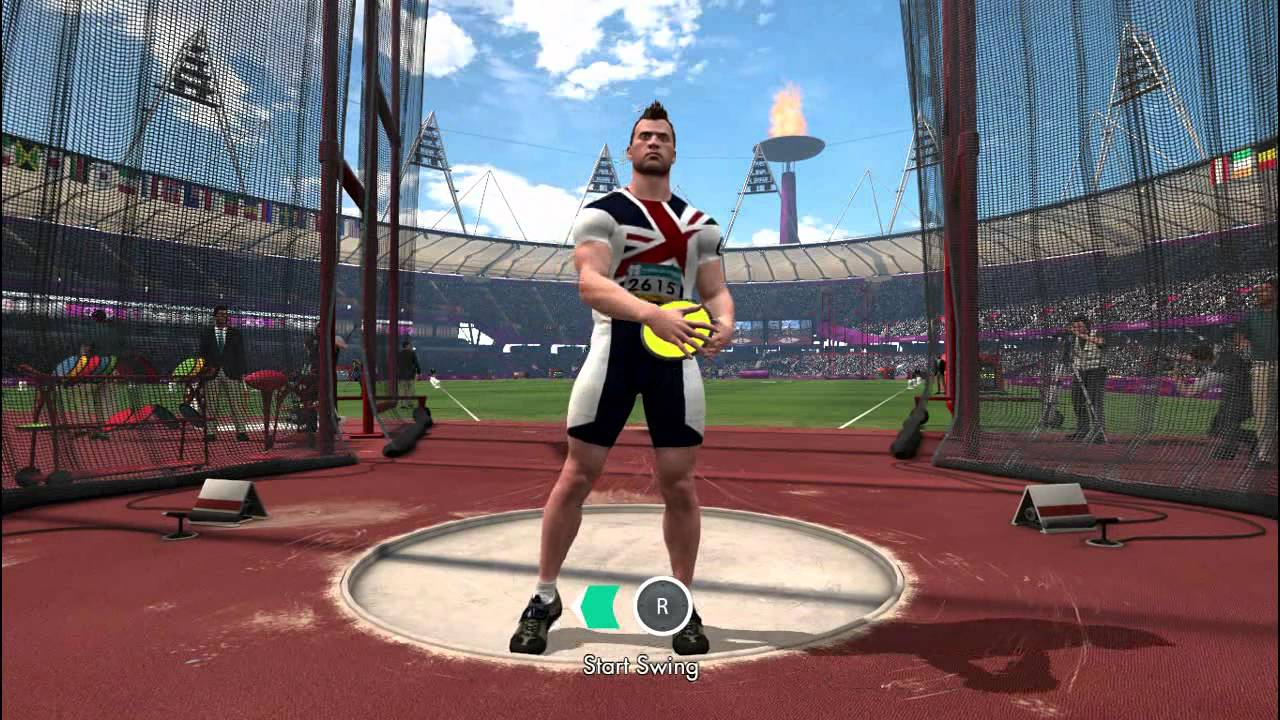 [TTB] London 2012 Olympics Playthrough w/ Commentary