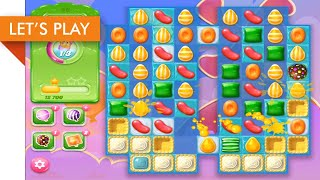 Let's Play - Candy Crush Jelly Saga iOS (Level 44 - 60 + Misty Saved!!) screenshot 5